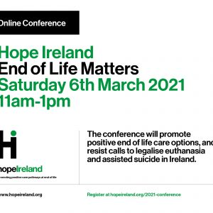 Hope Ireland Conference Website Graphic